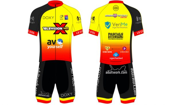Industry cycle club unveils new kit and sponsors