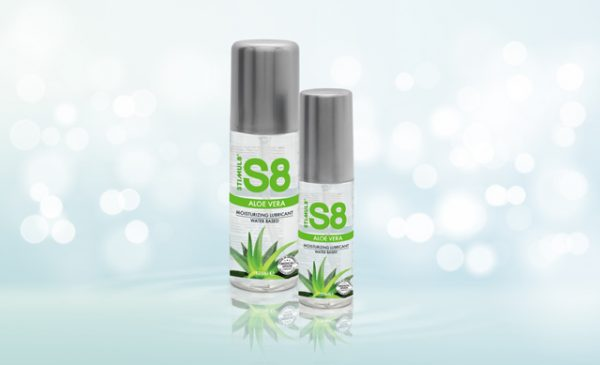 Natural order: Scala adds Aloe Vera water-based lube from S8