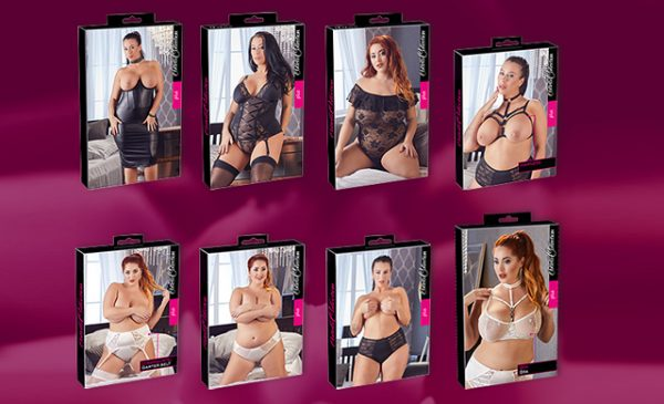 Orion unveils new fashion lingerie collection for ladies with curves
