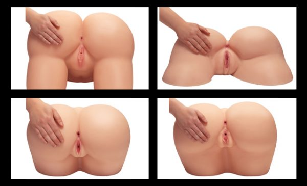 Bangers and mash: new lifelike butts available from Scala
