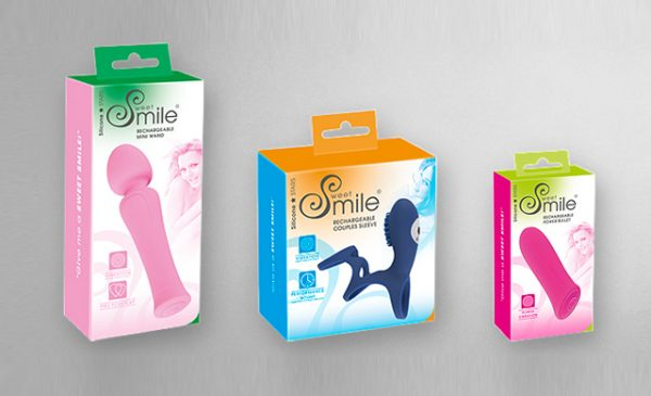 Something to Smile about: Orion introduces three new Sweet Smile lines
