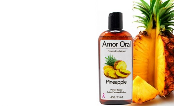Amor Oral launches with never-before-seen lube flavours