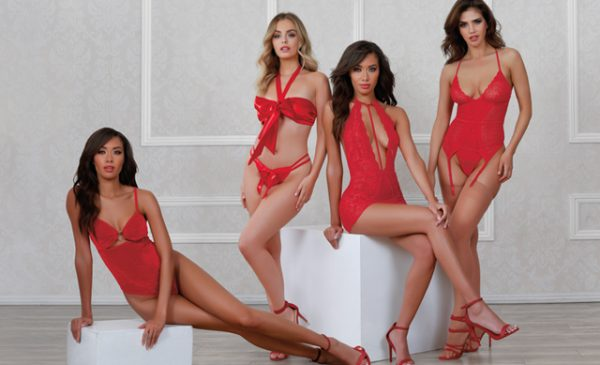 Red alert: Dreamgirl launches FHV collection