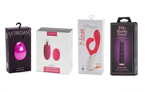 Vibes from Lovehoney, Ann Summers, We-Vibe, and Svakom top Good Housekeeping's sex toy charts