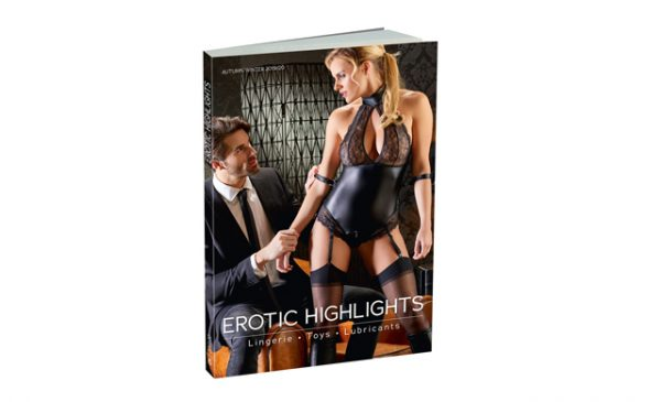 Erotic Highlights catalogue for retailers now available from Orion