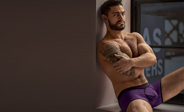 New breathable and bulge-boosting designs from Male Power