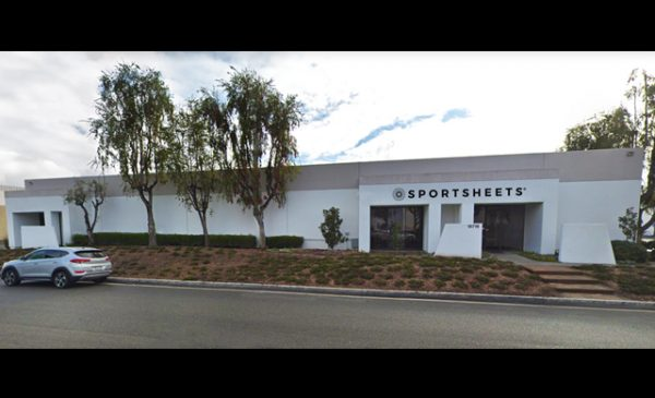 Sportsheets on the move to larger facility in Cerritos