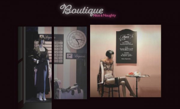 Nice 'n' Naughty to open new boutique-style store in shopping centre