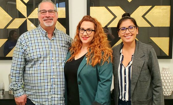 New roles for Sportsheets trio: promotions for Karina Figueroa, Mark Cataldo, and Chaney Cox