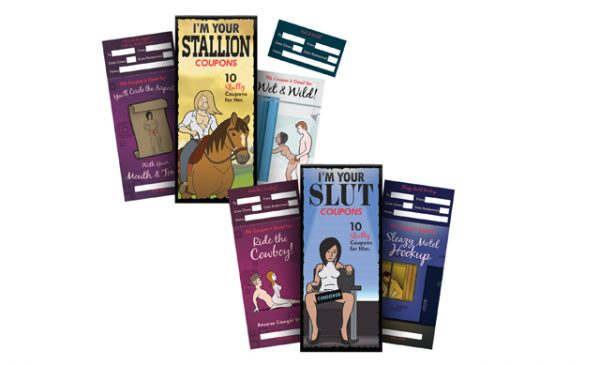 Kheper Games launches erotic coupons for sluts and stallions