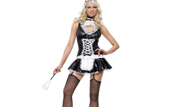 Costume drama: survey reveals French Maid tickles our fancy the most