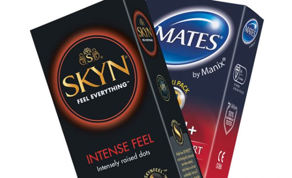 Net 1on1 adds Skyn and Mates to condom collection
