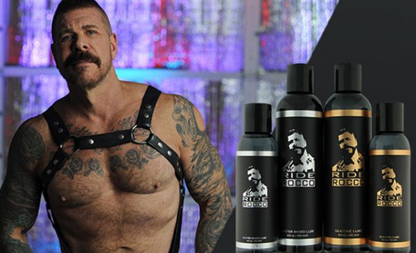Ticket to Ride: Rocco Steele teams up with Sliquid for new lube line