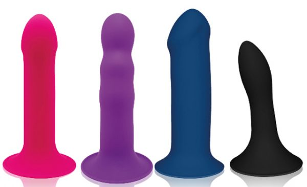 Tonga adds new 'thermo reactive' Solid Love dildos to Dream Toys range