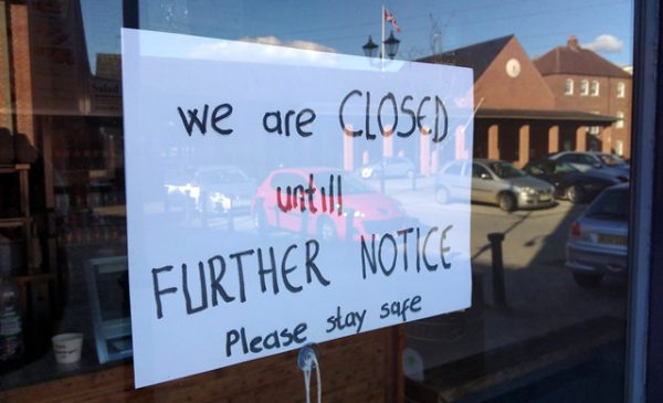 FEATURE: Do I still have to pay rent if my shop is closed?