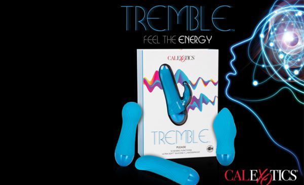 CalExotics' new Tremble collection promises 'an earthquake between your legs'