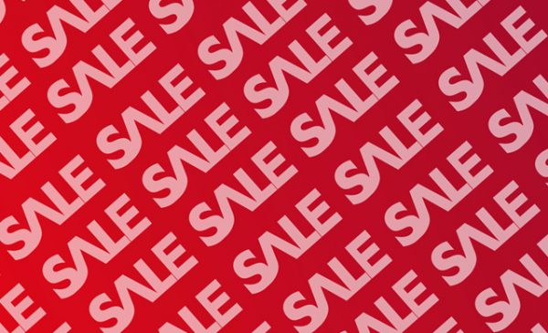 Limited time clearance sale now on at Scala